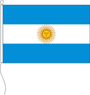 Wappen Aufn/äher Patch Argentinien Flagge Fahne FLAGGENMAE/®