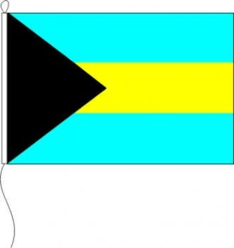 Tischfahne Bahamas 10 x 15 cm Fahne Flagge