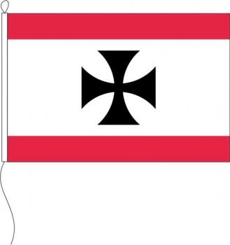 Flagge DDG Hansa 60 x 90 cm√ →Maris Flaggen GmbH