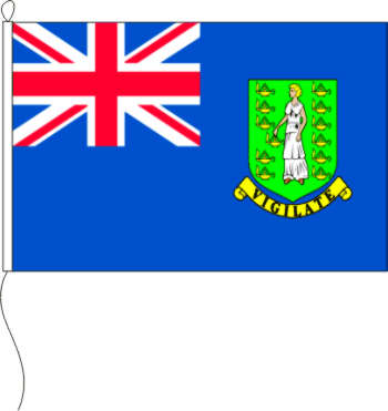Flagge Virgin Islands (britisch) 60 x 90 cm