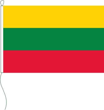 Fahne Flagge Haiti 20 x 30 cm Bootsflagge Premiumqualität