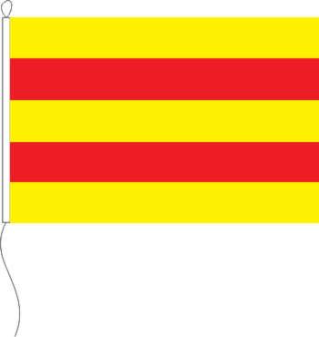 Gelb Rot Grüne Flagge